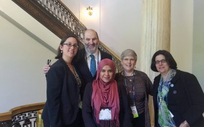 Four Rabbis and One Mexican-American Muslim in Capital Hill